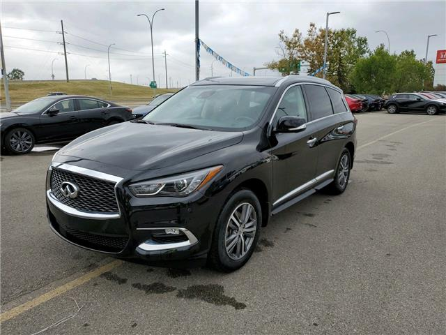 2020 Infiniti QX60 ESSENTIAL (Stk: K8149) in Calgary - Image 1 of 21
