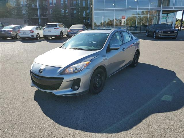 2012 Mazda Mazda3 GS (Stk: K8083A) in Calgary - Image 1 of 16