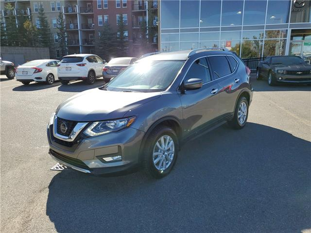 2018 Nissan Rogue SV (Stk: N6067A) in Calgary - Image 1 of 18