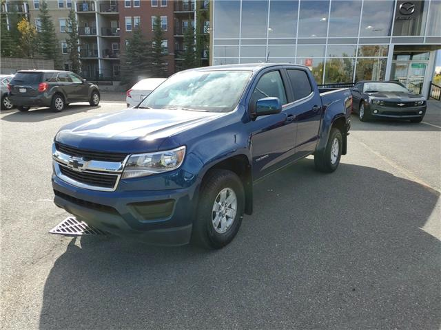 2019 Chevrolet Colorado WT (Stk: N5419A) in Calgary - Image 1 of 18