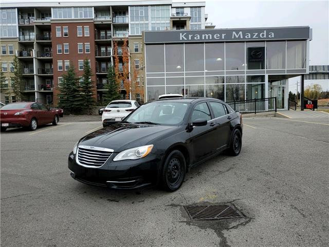 2014 Chrysler 200 LX (Stk: N5989AA) in Calgary - Image 1 of 17