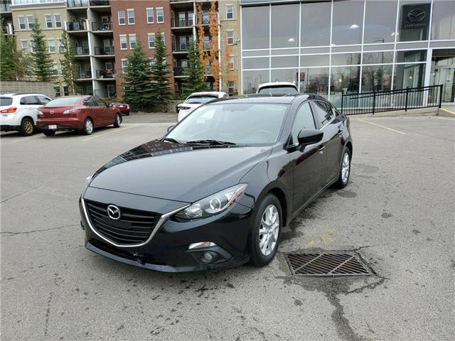 2015 Mazda Mazda3 GS (Stk: N5707A) in Calgary - Image 1 of 21