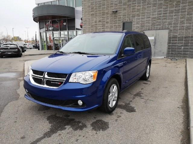2020 Dodge Grand Caravan Crew (Stk: K8175) in Calgary - Image 1 of 24