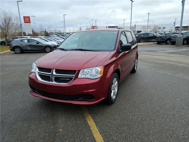 2014 Dodge Grand Caravan SE/SXT (Stk: N5580A) in Calgary - Image 1 of 18