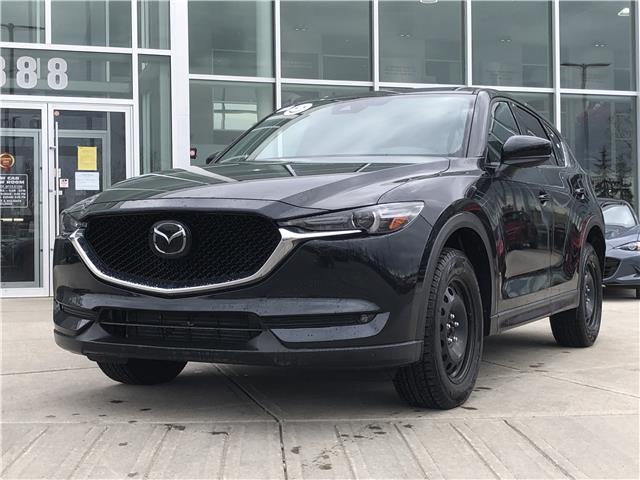 2019 Mazda CX-5 Signature (Stk: N4841) in Calgary - Image 1 of 1