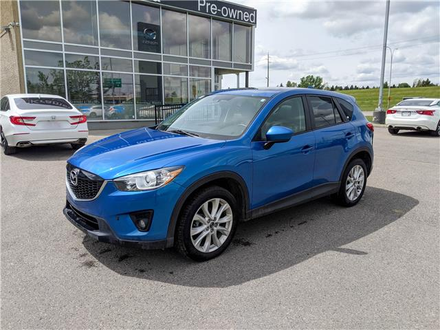 2013 Mazda CX-5 GT (Stk: K7727A) in Calgary - Image 1 of 24