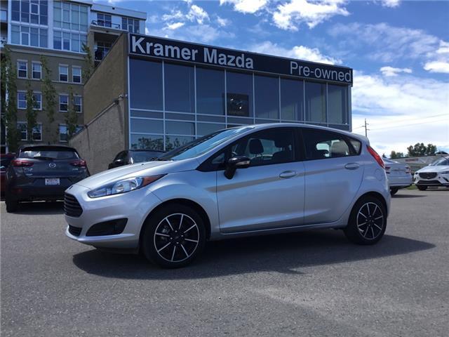 2019 Ford Fiesta SE (Stk: K8053) in Calgary - Image 1 of 15