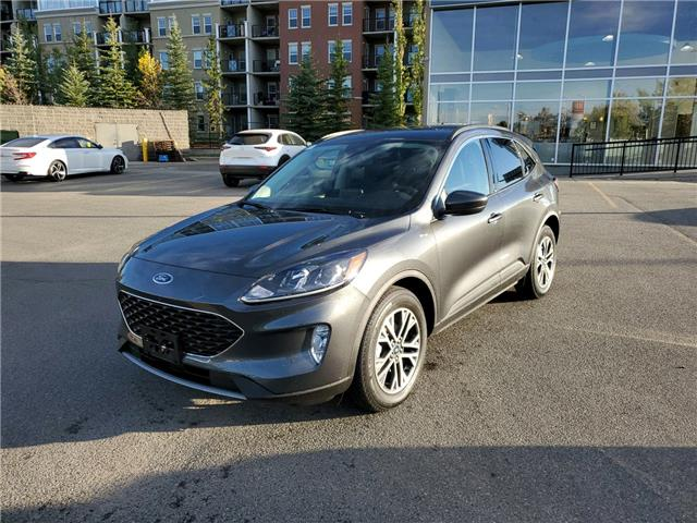 2020 Ford Escape SEL (Stk: K8147) in Calgary - Image 1 of 18