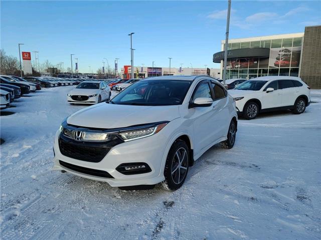 2019 Honda HR-V Touring (Stk: N6331A) in Calgary - Image 1 of 23