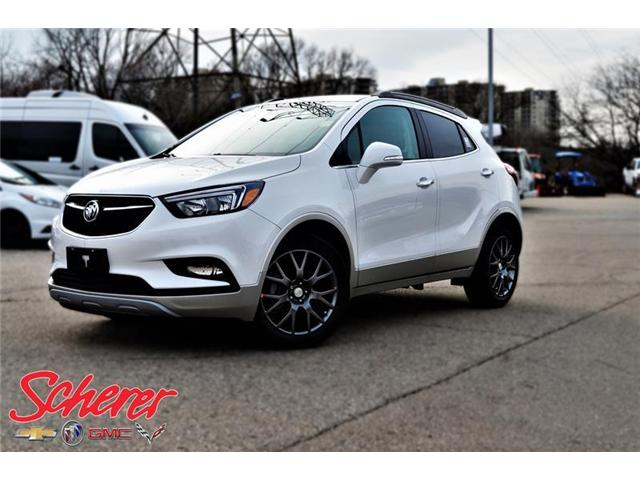 2019 Buick Encore Sport Touring (Stk: 191550) in Kitchener - Image 1 of 9