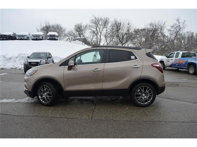 2019 Buick Encore Sport Touring (Stk: 191110) in Kitchener - Image 2 of 8