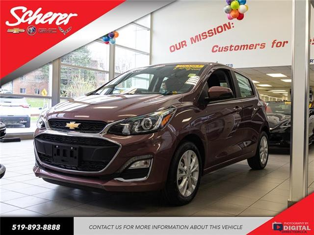 2019 Chevrolet Spark 1LT CVT (Stk: 196990) in Kitchener - Image 1 of 9