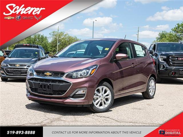2019 Chevrolet Spark 1LT CVT (Stk: 199060) in Kitchener - Image 1 of 10