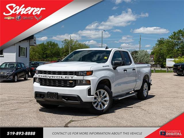 2019 Chevrolet Silverado 1500 Silverado Custom (Stk: 199140) in Kitchener - Image 1 of 10