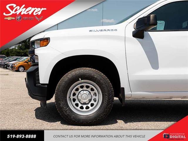 2019 Chevrolet Silverado 1500 Work Truck (Stk: 1911030) in Kitchener - Image 2 of 10