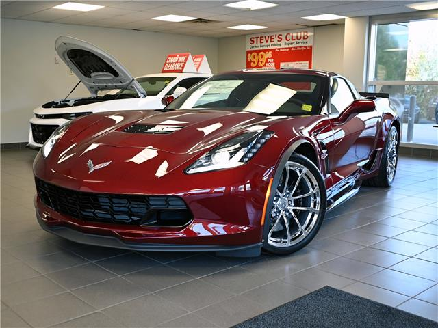 2019 Chevrolet Corvette Grand Sport (Stk: 1912640) in Kitchener - Image 1 of 29