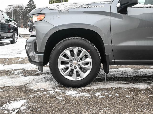 2019 Chevrolet Silverado 1500 Silverado Custom (Stk: 1911680) in Kitchener - Image 2 of 14