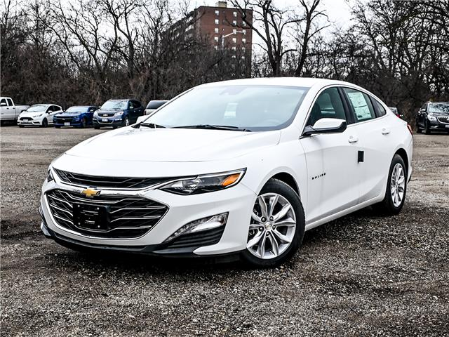2019 Chevrolet Malibu Hybrid Base (Stk: 1911760) in Kitchener - Image 1 of 14