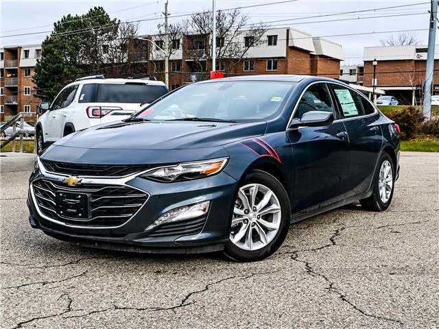 2019 Chevrolet Malibu LT (Stk: 196370) in Kitchener - Image 1 of 17