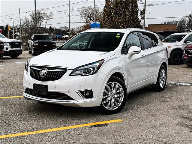 2019 Buick Envision Premium I (Stk: 190160) in Kitchener - Image 1 of 21
