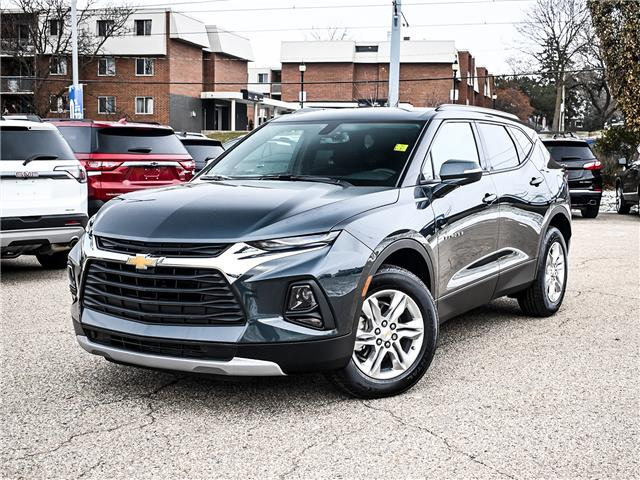 2019 Chevrolet Blazer 3.6 (Stk: 1911950) in Kitchener - Image 1 of 17