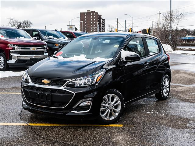 2019 Chevrolet Spark 1LT CVT (Stk: 197510) in Kitchener - Image 1 of 17