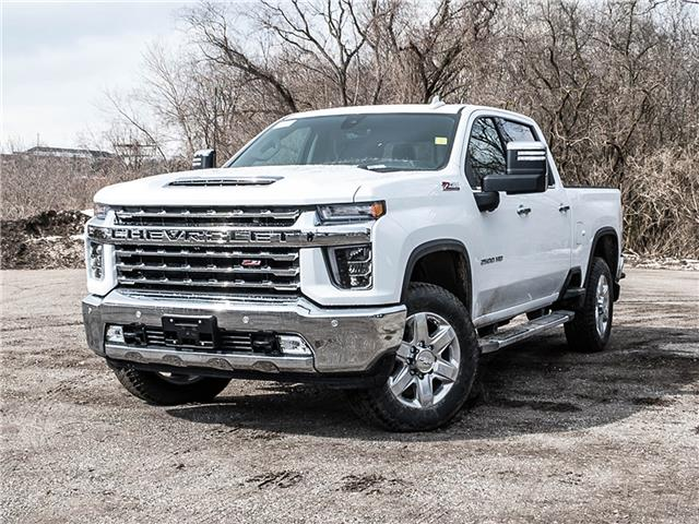 2020 Chevrolet Silverado 2500HD LTZ (Stk: 203170) in Kitchener - Image 1 of 29