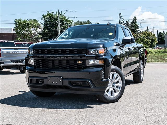 2020 Chevrolet Silverado 1500 Silverado Custom (Stk: 205100) in Kitchener - Image 1 of 21
