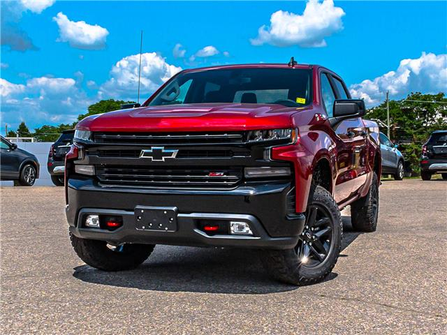 2020 Chevrolet Silverado 1500 LT Trail Boss (Stk: 206510) in Kitchener - Image 1 of 21