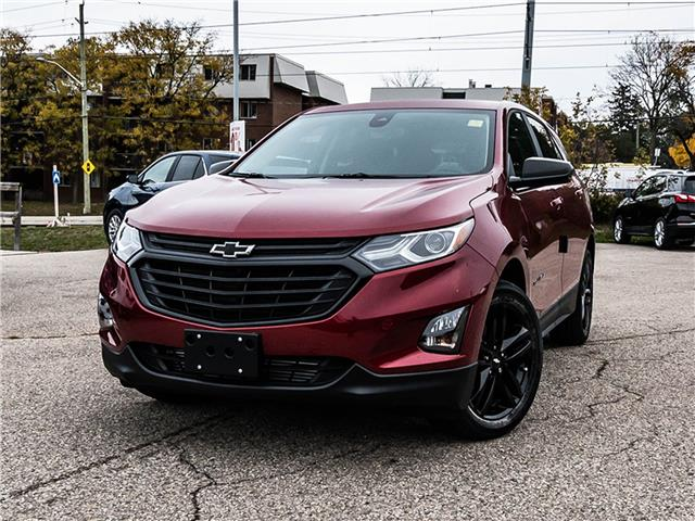 2021 Chevrolet Equinox LT (Stk: 210690) in Kitchener - Image 1 of 19