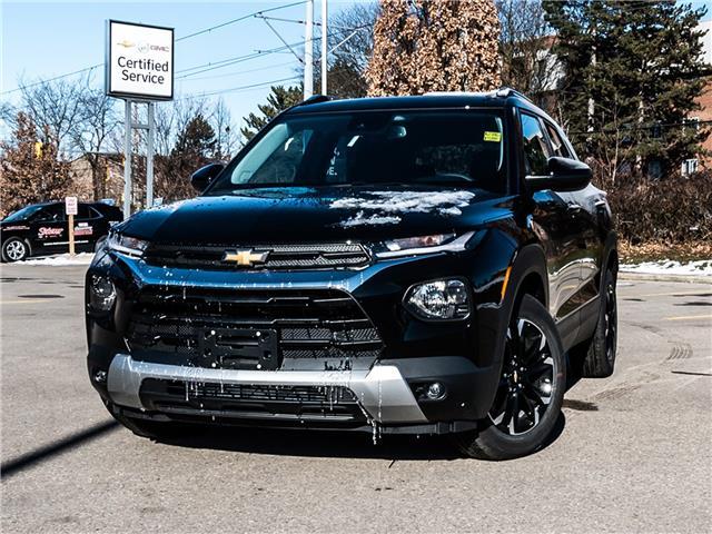 2021 Chevrolet TrailBlazer LT (Stk: 212360) in Kitchener - Image 1 of 18