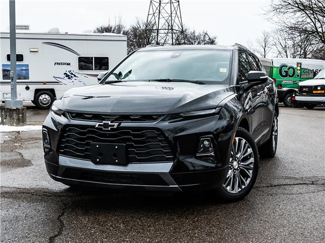 2021 Chevrolet Blazer Premier (Stk: 211650) in Kitchener - Image 1 of 20