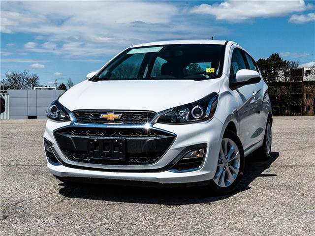 2021 Chevrolet Spark 1LT Manual (Stk: 214860) in Kitchener - Image 1 of 16