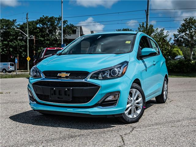 2021 Chevrolet Spark 1LT CVT (Stk: 217530) in Kitchener - Image 1 of 15