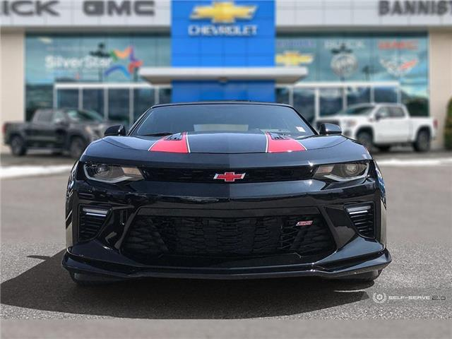 2018 Chevrolet Camaro 2SS (Stk: 19942A) in Vernon - Image 2 of 25