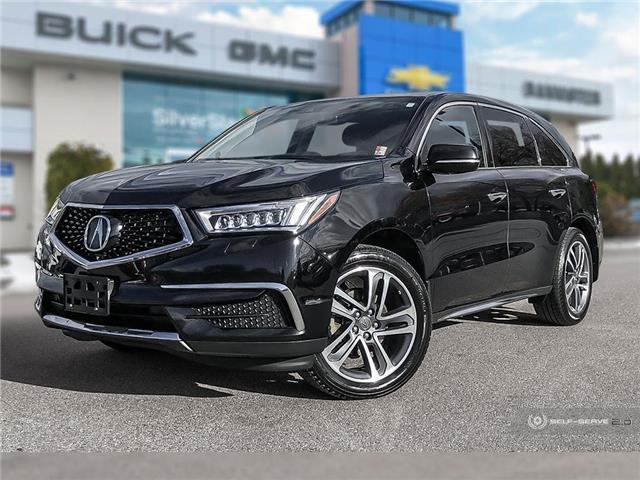 2017 Acura MDX Navigation Package (Stk: P191063) in Vernon - Image 1 of 25