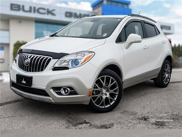 2016 Buick Encore Sport Touring (Stk: 19794A) in Vernon - Image 1 of 25
