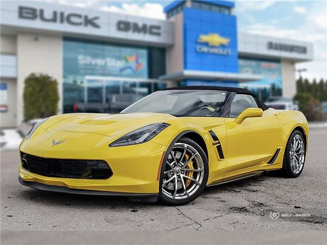 2019 Chevrolet Corvette Grand Sport (Stk: 19844A1) in Vernon - Image 1 of 25