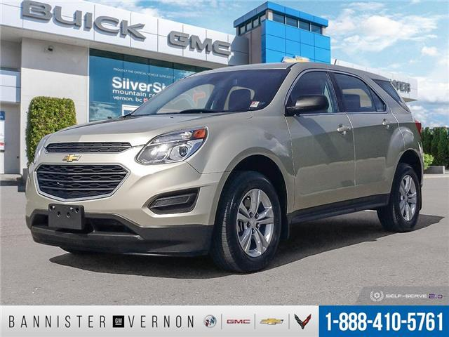 2016 Chevrolet Equinox LS (Stk: 20391A) in Vernon - Image 1 of 25
