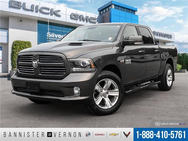 2016 RAM 1500 Sport (Stk: 20554A) in Vernon - Image 1 of 26