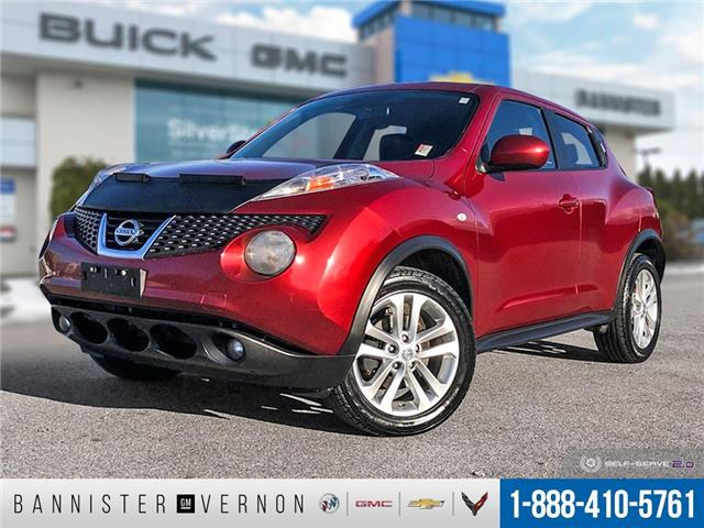 2012 Nissan Juke SL (Stk: 20617A) in Vernon - Image 1 of 26