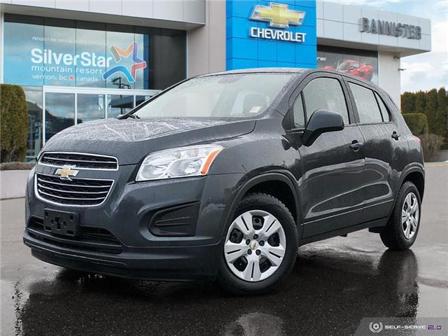 2016 Chevrolet Trax LS (Stk: 21034A) in Vernon - Image 1 of 26