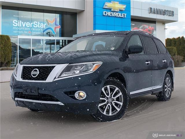 2014 Nissan Pathfinder SL (Stk: 21179B) in Vernon - Image 1 of 26