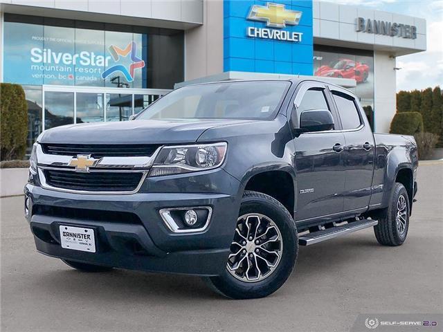 2019 Chevrolet Colorado LT (Stk: 21104A) in Vernon - Image 1 of 26