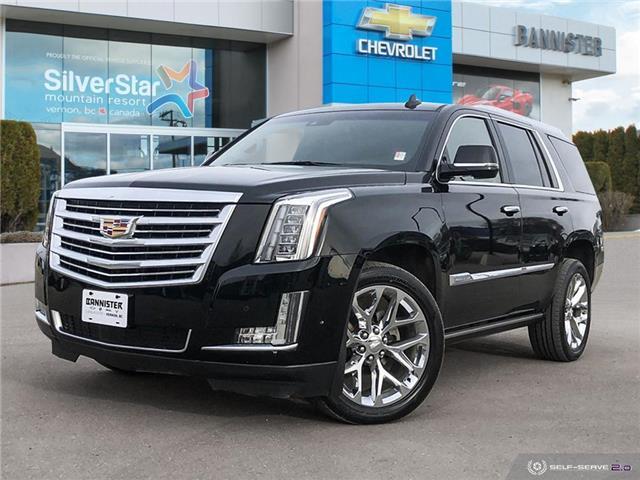 2018 Cadillac Escalade Platinum (Stk: P21382) in Vernon - Image 1 of 26