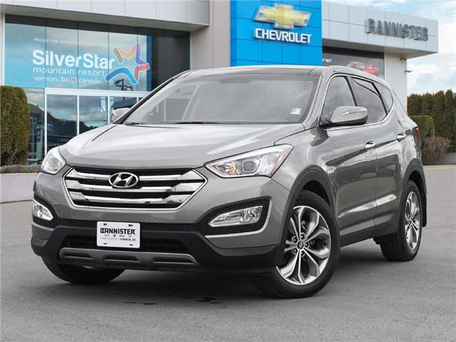 2013 Hyundai Santa Fe Sport  (Stk: 21445A) in Vernon - Image 1 of 26