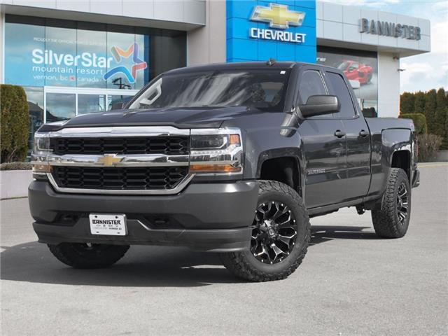 2018 Chevrolet Silverado 1500 WT (Stk: 21395B) in Vernon - Image 1 of 26
