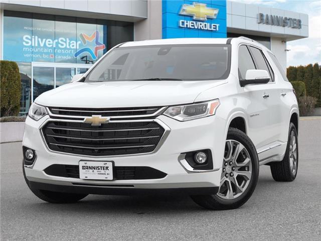 2021 Chevrolet Traverse Premier (Stk: P21811) in Vernon - Image 1 of 25