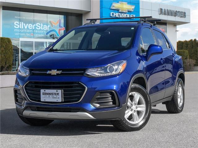 2017 Chevrolet Trax LT (Stk: 21833A) in Vernon - Image 1 of 25