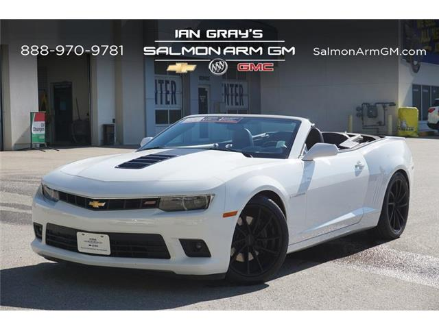 2015 Chevrolet Camaro SS (Stk: 19-111A) in Salmon Arm - Image 2 of 21